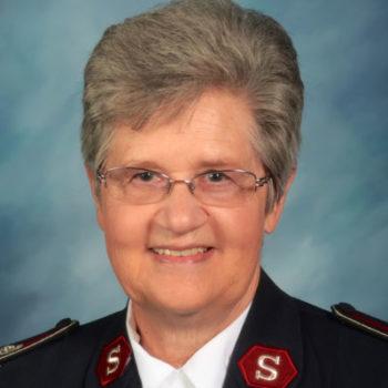 Teniente Coronel Isa McDougald
