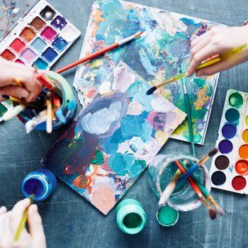 Outreach —  A Joyful Celebration of Art and Artists