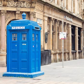December 2018 — Doctor Who?