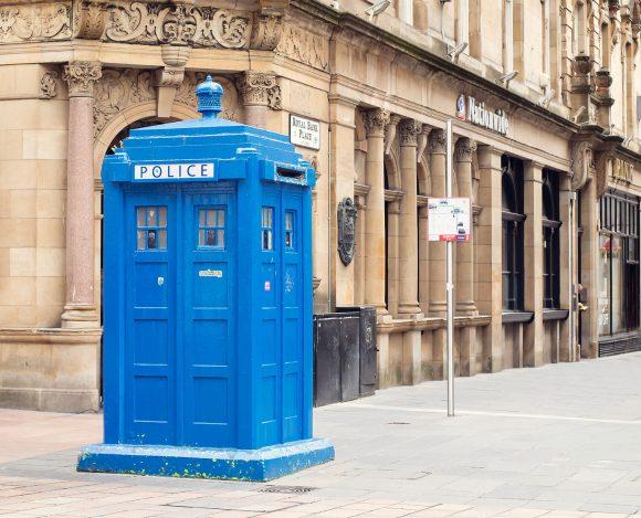 Diciembre 2018 — ¿Doctor Who? (El Doctor Misterio)