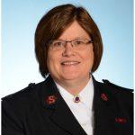 Major Judy Tekautz