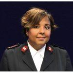 Captain Madelaine Dwier