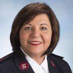 Major Nancy Mead