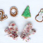 Image Christmas Cookies & Mittens