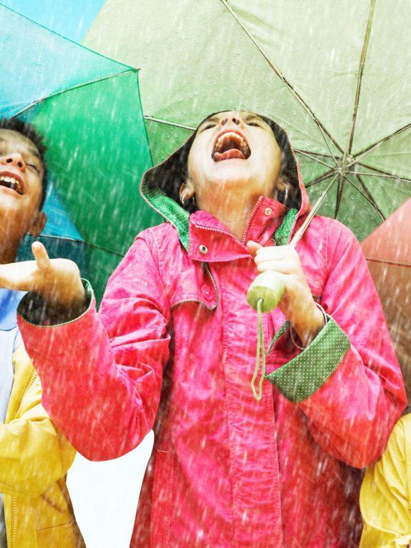April 2019 — Raindrops Keep Falling On My Head