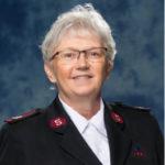 Major Mary Satterlee
