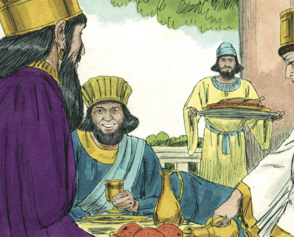 Cultural Champion – Bible Study – Esther 5:9-7:10