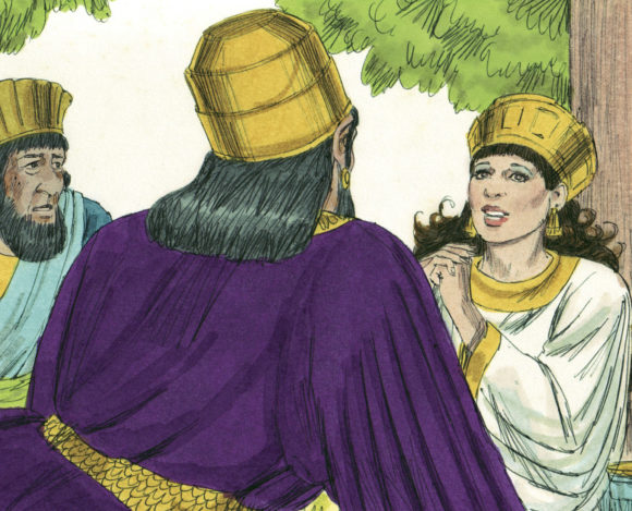 Called to Culture – Bible Study – Esther 3-4:14