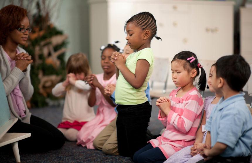 How to Nourish Children Toward Intimacy with Christ