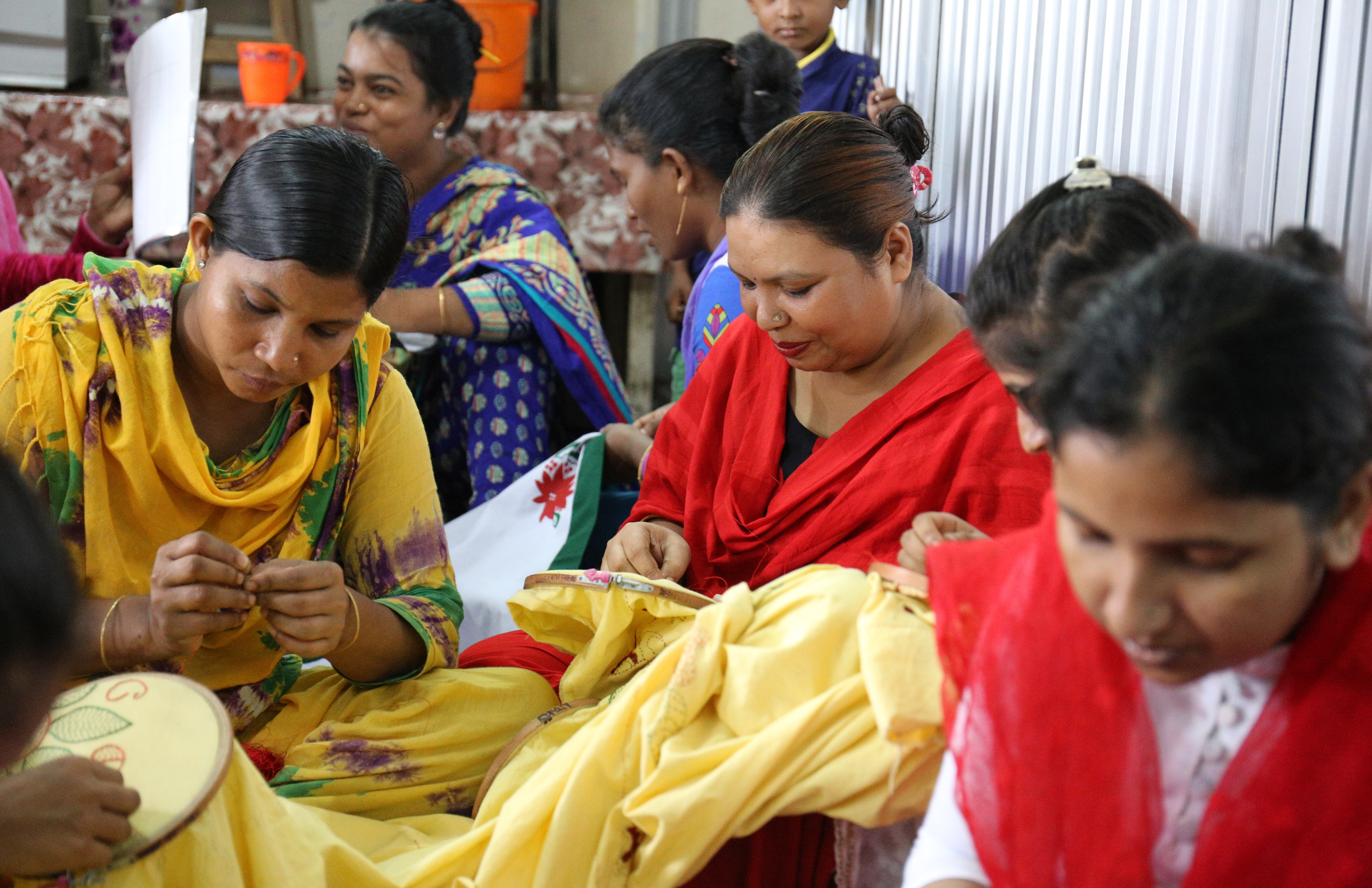 Photo Credit - Jennifer Diaz. It was taken on a trip to Bangladesh with Others-Trade for Hope. The Salvation Army