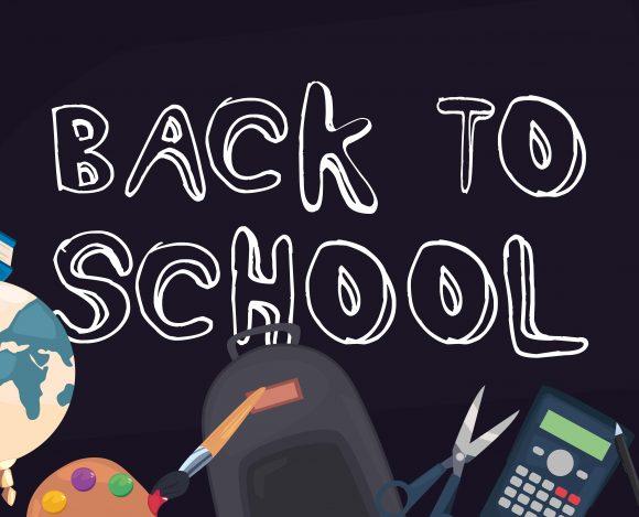 September 2020 – Back to School Blessings