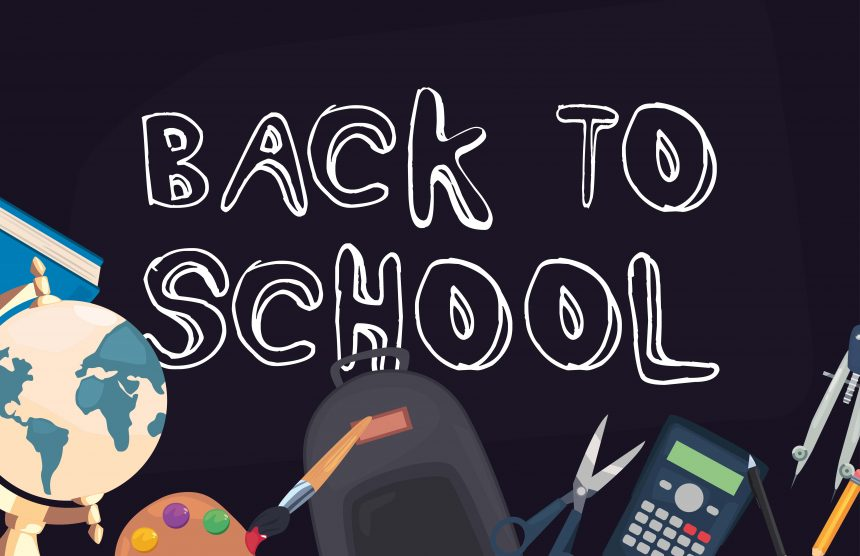 September 2020 – Back to School Blessings