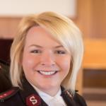 Captain Laura DeMichael