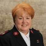 Major Pamela Markham
