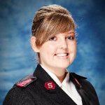 Captain Stephanie Hargis
