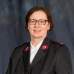 Major Anita Caldwell
