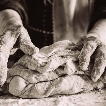November 2020 – Just Be Still … God Is the Bread of Life