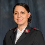 Major Ruth New