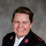 Captain Cheryl Kistan