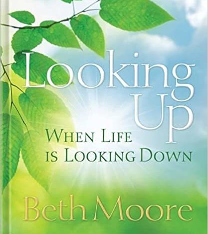 Book Review – Looking Up When Life is Looking Down