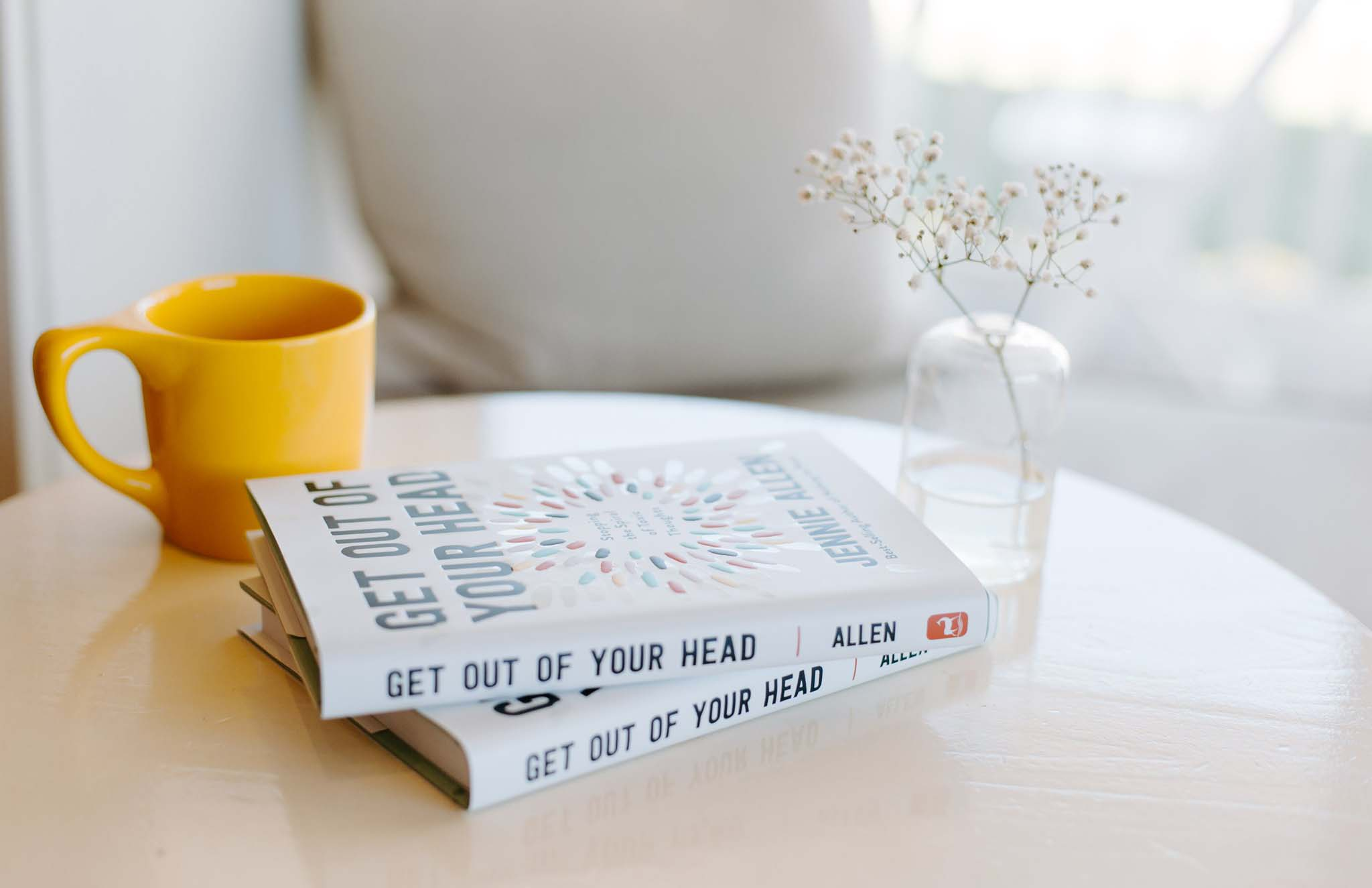 GET OUT OF YOUR HEAD by Jennie Allen