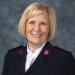 Major Margareta Ivarsson