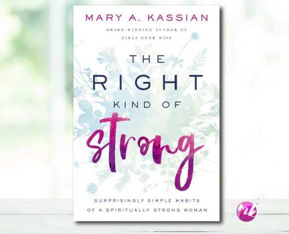 Book Review – The Right Kind Of Strong