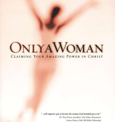 Book Review – Only A Woman