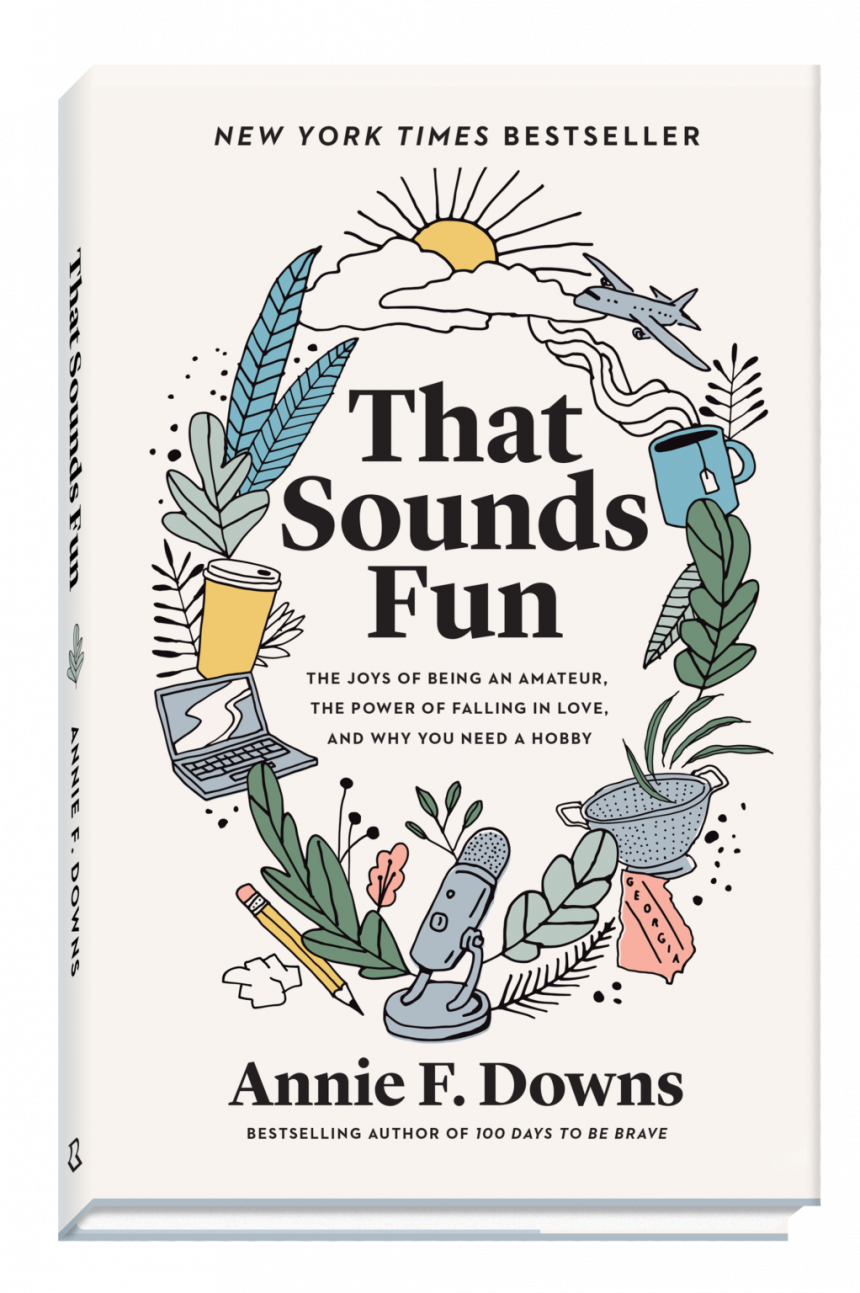Book Review – That Sounds Fun
