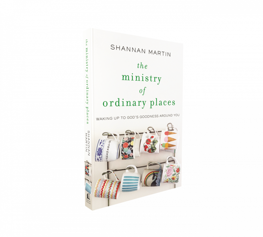 Book Review – The Ministry of Ordinary Places
