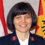 Major Anya Henderson