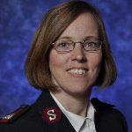 Major Mary Ann Wood
