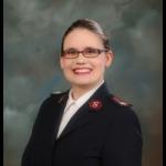 Major Melody Hamelund