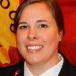 Major Christine Harris