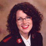Major Rachel Stouder