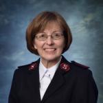 Auxiliary Captain Stephanie Dietrich